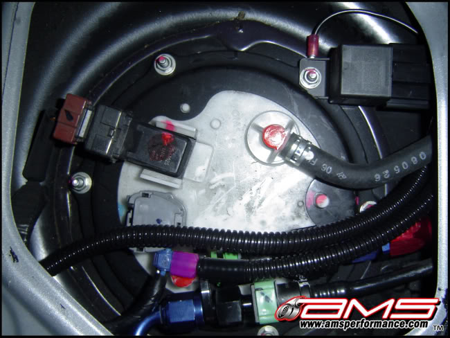 AMS 650HP EVO X Fuel System In The Works!