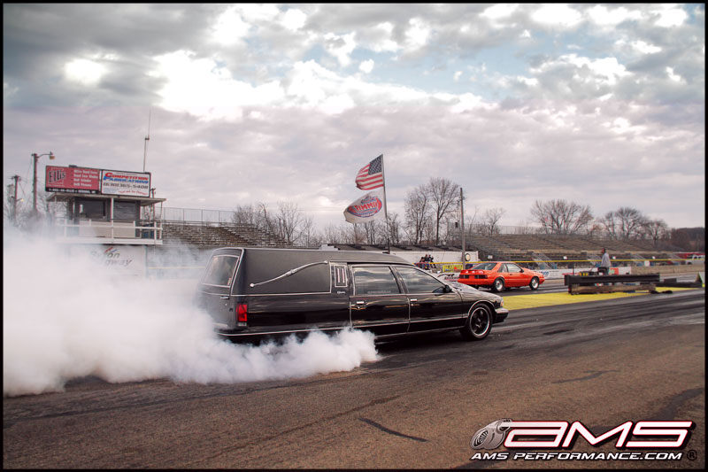 AMS Performance World's Fastest & Quickest Hearse