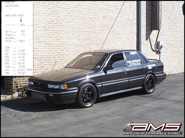 Adam's 10 Second Galant VR-4 Throwback Thurday