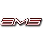 AMS Stickers & Badges & License Plate Frames