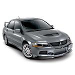 Mitsubishi Lancer Evolution IV-IX
