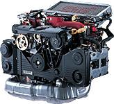 WRX Engine