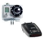 Cameras / Laser Jammers