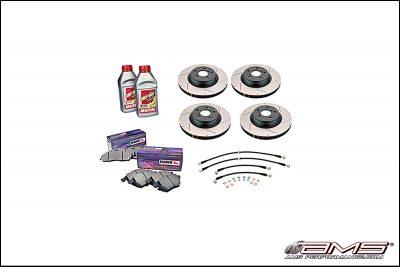 AMS BMW 335i Brake Upgrade Package