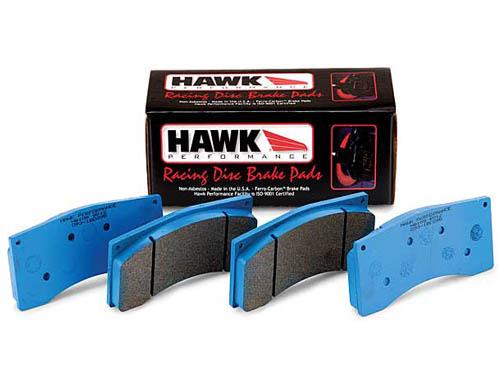 Hawk 08+ Subaru STI Blue 9012 Motorsport Compound (Rear)