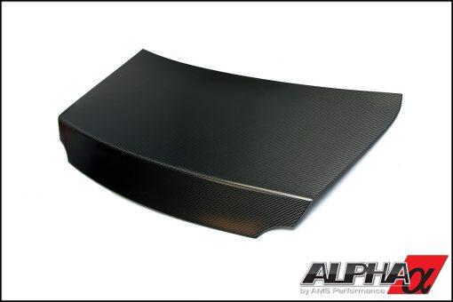 Alpha Performance R35 GT-R Carbon Fiber Trunk Lid