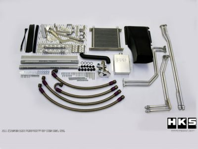 HKS Nissan Gt-R DCT (Dual Clutch Transmission) Cooler Kit