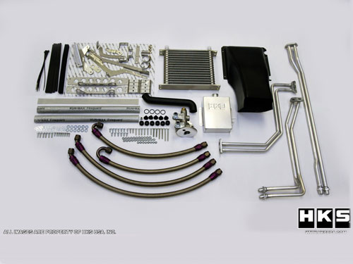 HKS Nissan Gt-R DCT (Dual Clutch Transmission) Cooler Kit