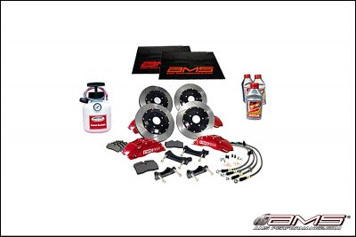 Stoptech BMW 135i Big Brake Package