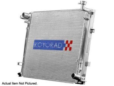 Koyo Mitsubishi Lancer Evolution X V-Core Aluminum Radiator