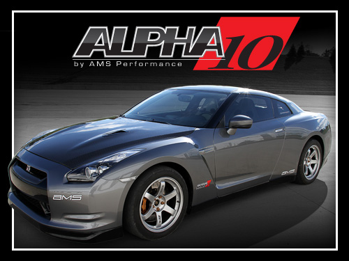 R35 GT-R Alpha 10 Performance Upgrade Package