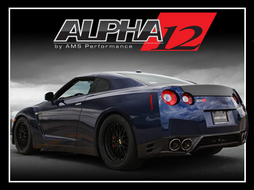 R35 GT-R Alpha 12 Performance Upgrade Package