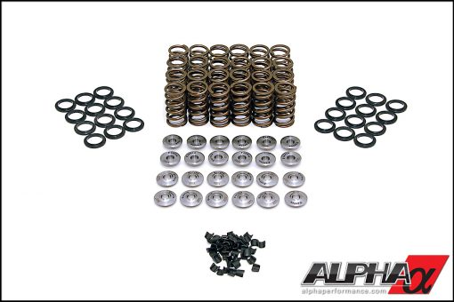 Alpha Performance R35 GT-R CNC Race Ported Cylinder Heads