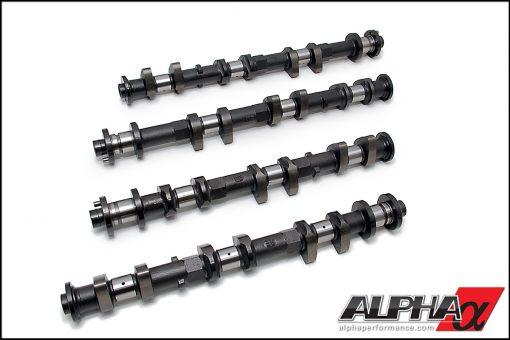 Alpha Performance R35 GT-R CNC Race Ported Cylinder Heads