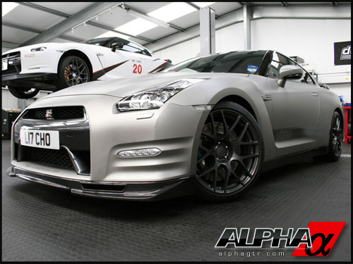 Litchfield Nissan R35 GT-R Performance Suspension Package