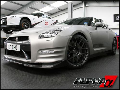 Litchfield Nissan R35 GT-R Performance Suspension Package