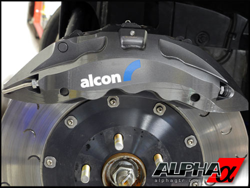 Alcon Nissan R35 GT-R Big Brake Super Kit