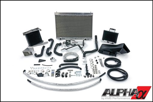 Alpha Performance R35 GT-R Cooling Kit