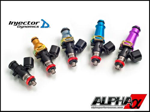 Injector Dynamics Nissan R35 GT-R 1300cc Injector Set [1300.48.14.R35.6]