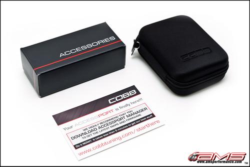 Cobb Mitsubishi Lancer Evolution X / Ralliart AccessPort V3 [AP3-MIT-002]