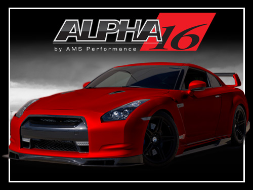 R35 GT-R Alpha 16 Performance Upgrade Package