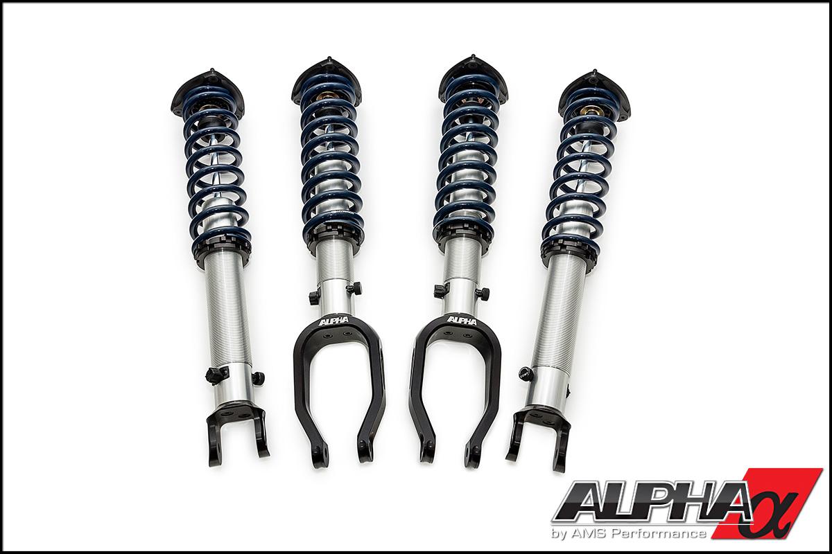 Alpha Performance R35 GT-R Drag Suspension Package