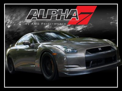 R35 GT-R Alpha 7 Performance Upgrade Package