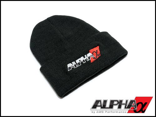 AMS Alpha Cuffed Winter Beanie