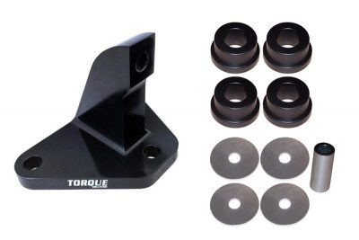 Torque Solution Mitsubishi Lancer Evolution VII/VIII/IX Mustache Bar Eliminator w/Urethane Bushings [TS-EV8-005]