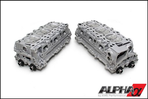 Alpha Performance Nissan R35 GT-R Alpha 4.1L VR38 Stage 1 Crate Engine
