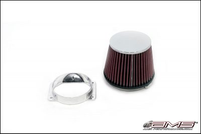 Cone Style 2G/EVO K&N Filter and Adapter