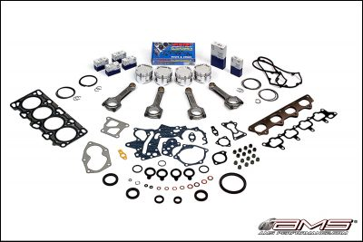 AMS Mitsubishi Lancer Evolution IV/V/VI/VII/VIII/IX Basic Engine Rebuild Kit