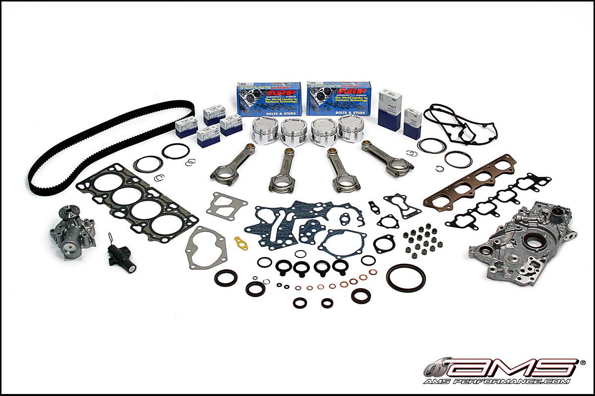 AMS Mitsubishi Lancer Evolution IV/V/VI/VII/VIII/IX Advanced Engine Rebuild Kit