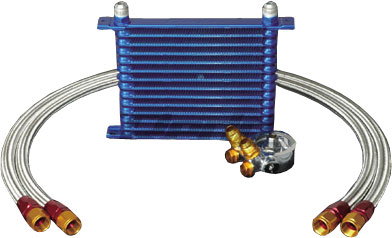 Greddy Oil Cooler for 02-07 WRX & STi