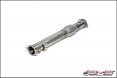 AMS Mitsubishi Lancer Evolution X/Ralliart Stainless Steel  High-Flow Cat