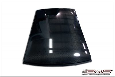 AMS Mitsubishi Lancer Evolution X Carbon Fiber Roof