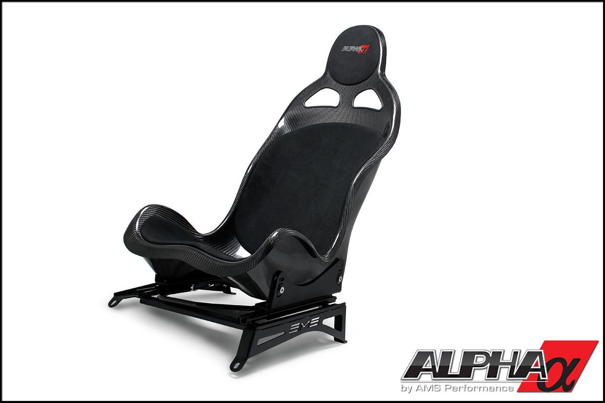 Alpha Performance R35 GT-R Tillett Seat/Bracket Combo