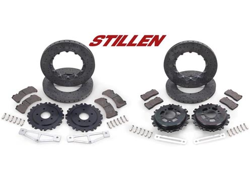 Stillen Nissan R35 GT-R Carbon-Ceramic Matrix (CCM) Brake Upgrade