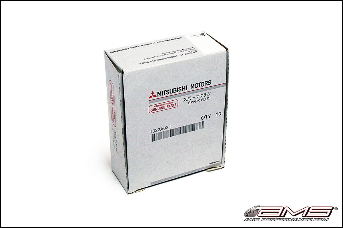 OEM Mitsubishi Lancer Evolution X Spark Plug