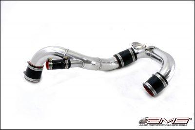 AMS Mitsubishi Lancer Evolution X Lower Intercooler Pipe / Cold Pipe *Polished*