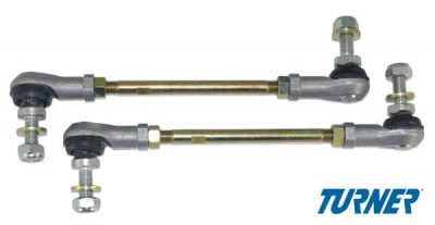 TMS BMW 335i Adjustable Front Swaybar End Links (Pair)