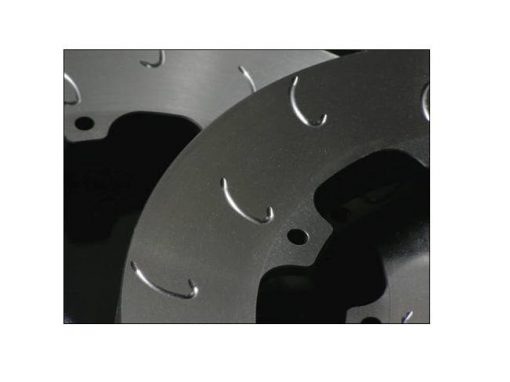 AP Racing Front J-Hook Replacement Rotors (2009-2011 R35 GT-R)
