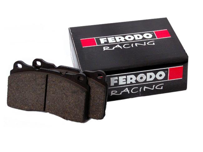 Nissan R35 GT-R Ferodo Racing Brake Pads, Front