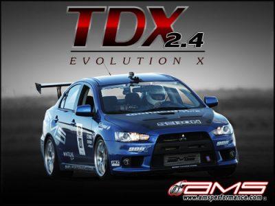 AMS Mitsubishi Lancer Evolution TDX Package