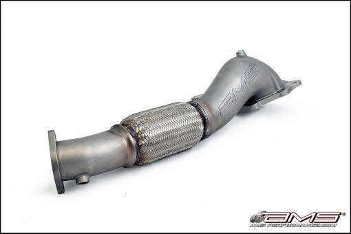 "AMS Mitsubishi Lancer Evolution X ""Widemouth"" Downpipe"