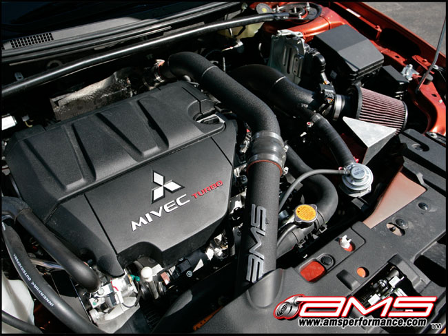AMS Mitsubishi Lancer Ralliart Performance Intake