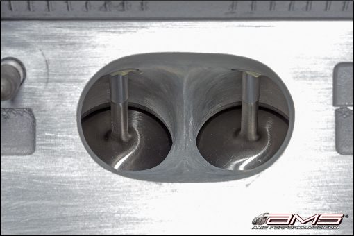 AMS Mitsubishi Lancer Evolution X CNC Cylinder Head