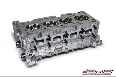 AMS Mitsubishi Lancer Evolution X CNC Cylinder Head