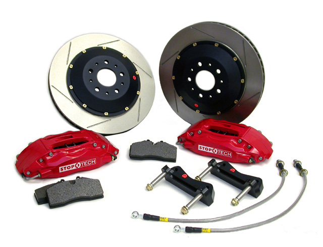 Stoptech BMW 335i Big Brake Kit -Front