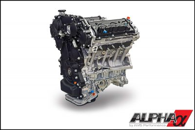 Alpha Performance R35 GT-R 4.0L VR38 Big-Bore Crate Engine Package